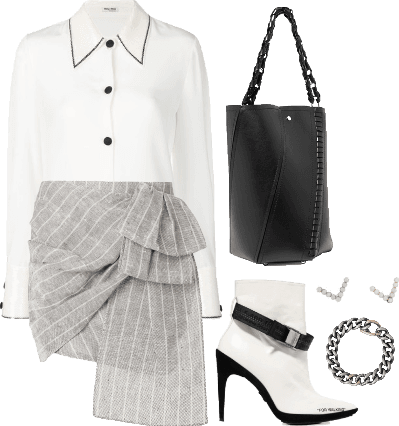 Chic in Grayscale