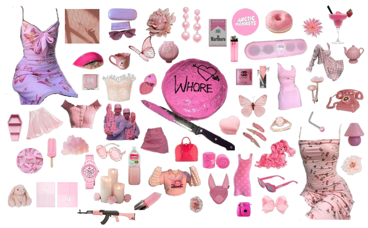 Pink whore