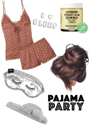 PJ Party !!