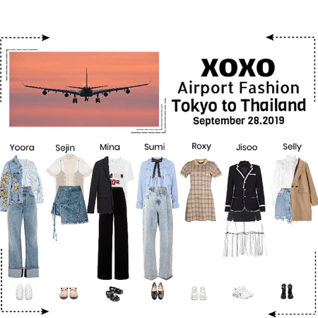 XOXO [Airport Fashion]