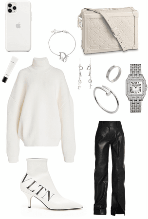 cozy and classy fall day