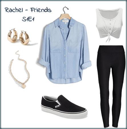 Rachel - Friends Season 1 Episode 1