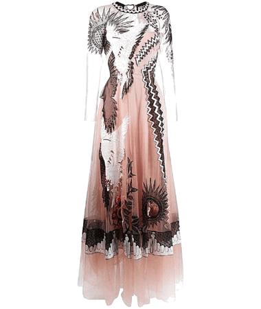 Vestido natural