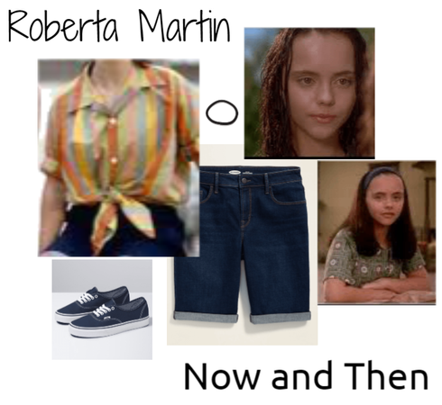 Roberta Martin from Now and Then