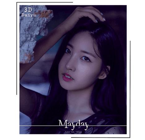 {3D}'Mayday' Japanese Debut Daiyu Teaser