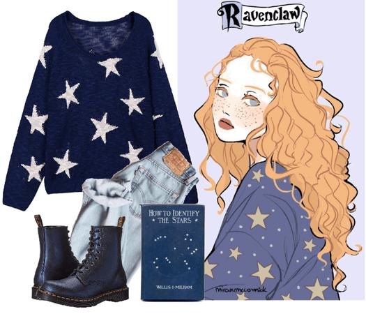 Ravenclaw 💙🤍