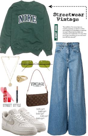 streetwear vintage