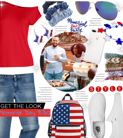 Get The Look: Memorial Day BBQ