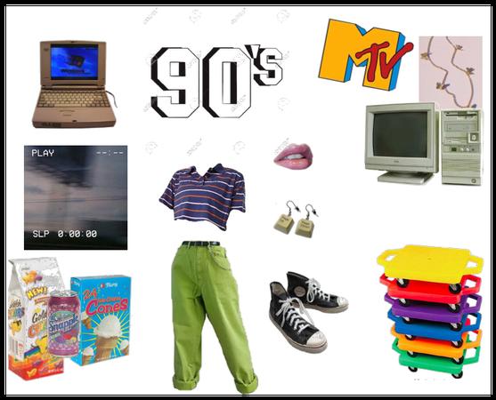 """different eras"" part 1 - 90s"