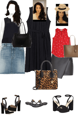 summer food festival outfits for me alucia and jade