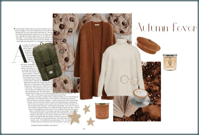 Autumn fever🎃🕸️🌂