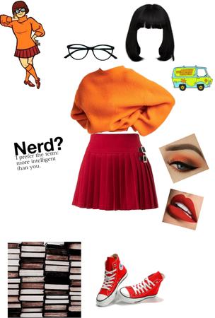 Modern Day Velma| Scooby Doo