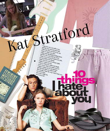 Kat Stratford