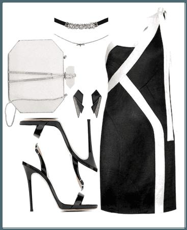 Black & white new year