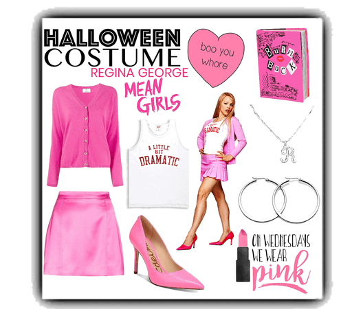 Mean girls - Regina George.  Halloween Costume