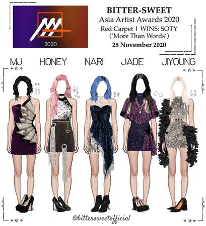 BITTER-SWEET [비터스윗] Asia Artist Awards 201128