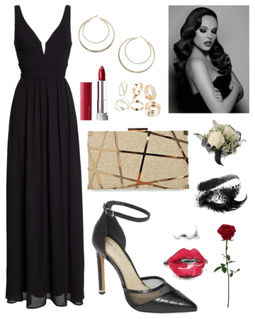 Old Hollywood Prom