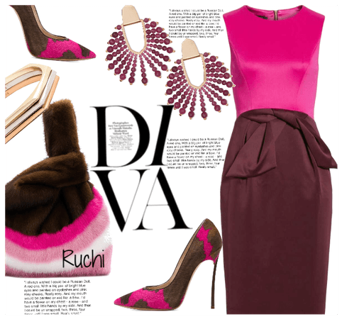 MAGENTA- The hottest color for Fall 2018