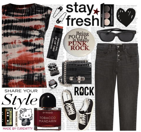 Share Your Style: Being Polite Is Punk Rock!