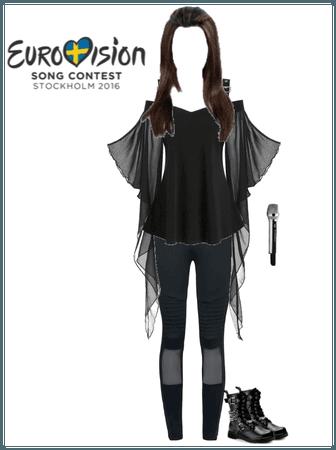 Eurovision performance