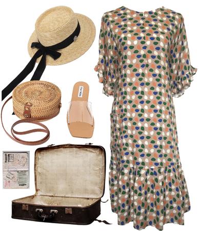 Vacay Dress