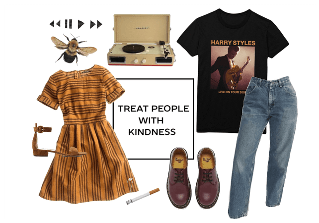 #5 treat people with kindness