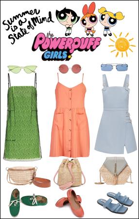 The powerpuff summer