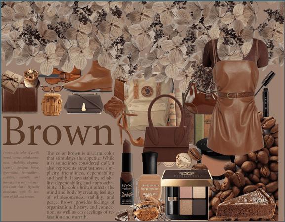 Brown the beautiful!
