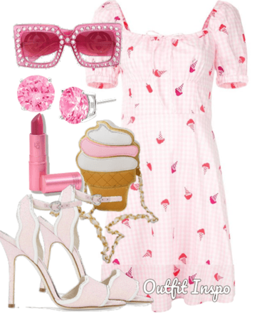 Ice cream outfit Inspo