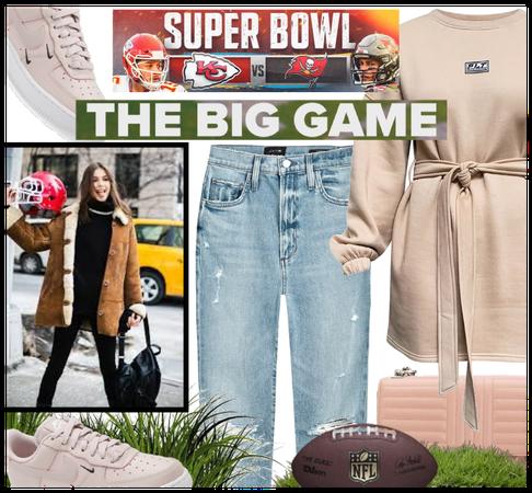 Sunday's Super Bowl