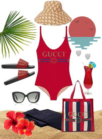 Gucci in the Tropics