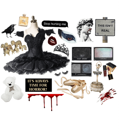 black swan aesthetic