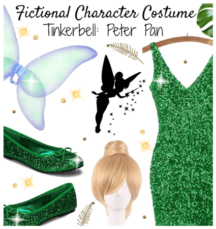 Fictional Character Costume Contest