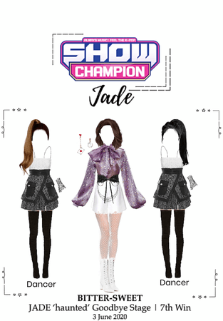 BITTER-SWEET [비터스윗] Show Champion 200603