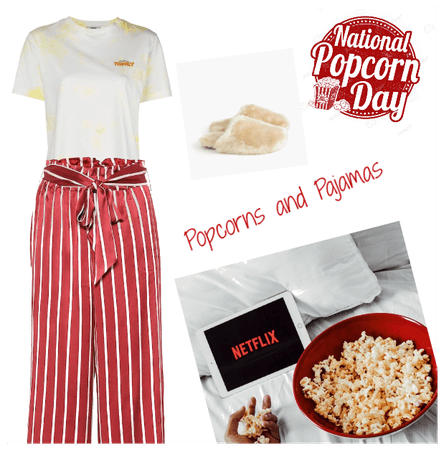 Popcorns and Pajamas