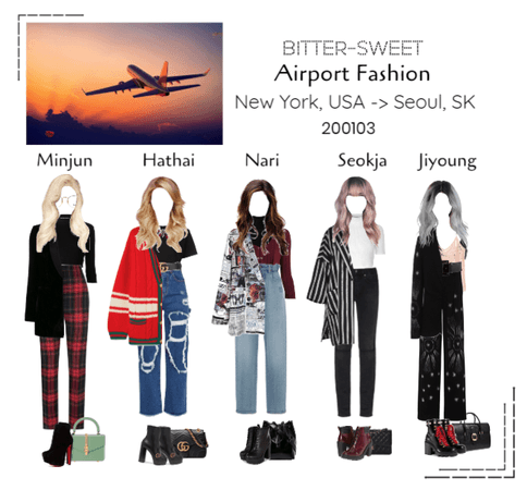 BSW Airport Fashion 200103