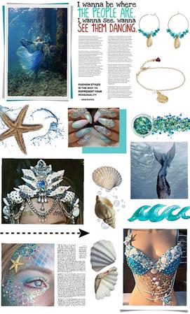 Mermaids have more fun 🌊🧜♀️🐠