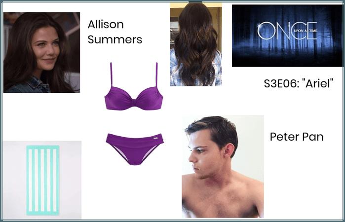 """Allison: OUAT: S3E06: """"Ariel"""""""