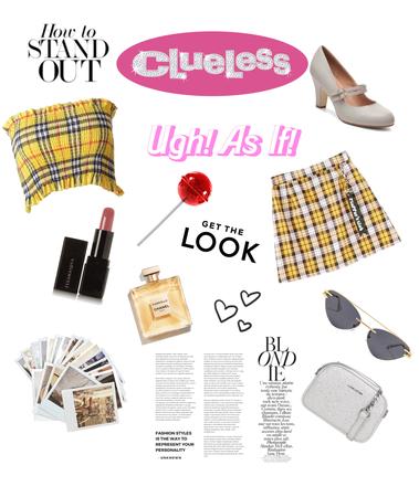 Cheryl Clueless