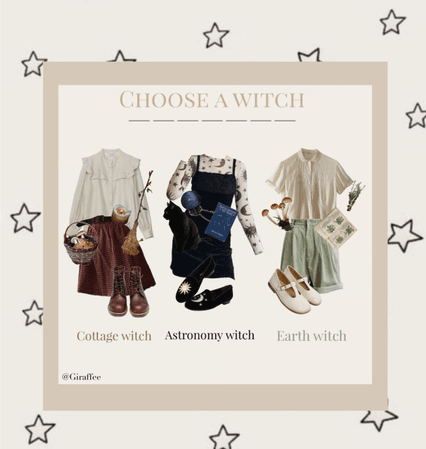choose a witch