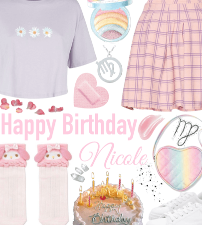 FALL 2021: Happy Birthday Nicole!
