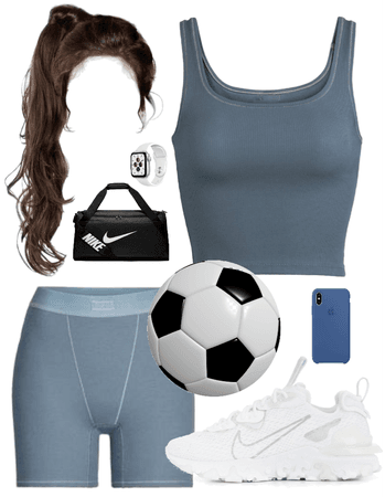 football girl outfit
