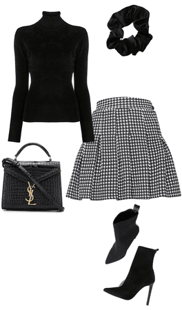 classy dogtooth