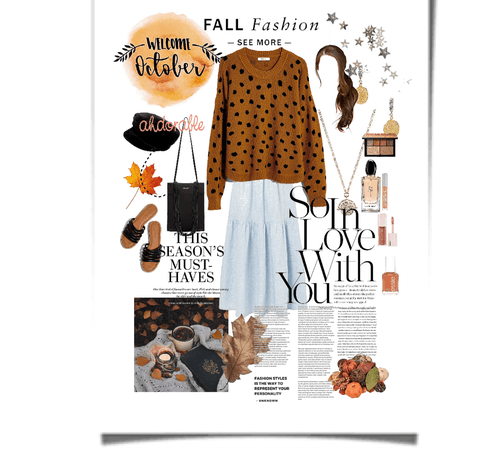 First Fall🍂🍂🍂
