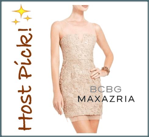 BCBG Abigail Dress