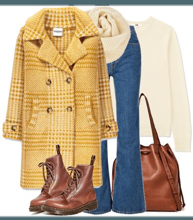 beautiful and warm coat