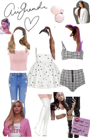 Ariana Grande * dress-up *