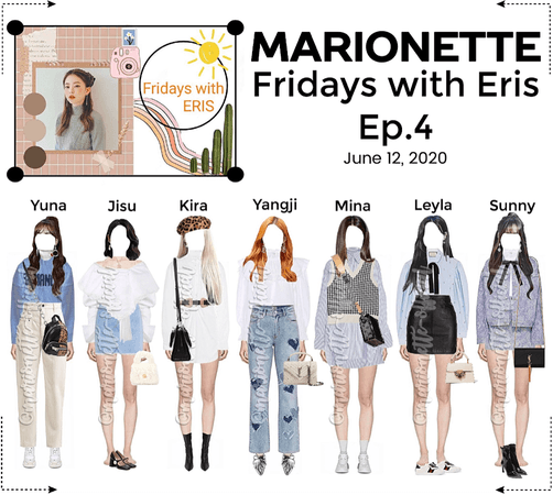 MARIONETTE (마리오네트) Ep.4 Friday's with Eris