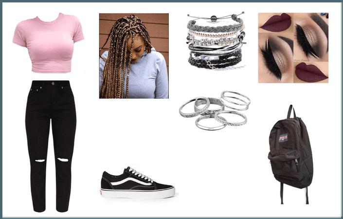 Zaida Lawson Outfit #1