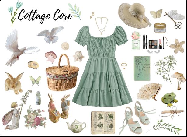Cottagecore Summer